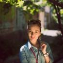 Фотограф Елизавета Дробышевская
