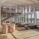 Банкетный зал Кандалакшского яхт-клуба