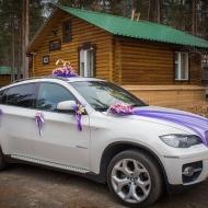 Заказ свадебного авто