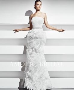 Свадебное платье Амур Бридал