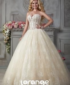 Свадебное платье АНГЕЛИКА