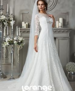 Свадебное платье БЕРНЕТТА