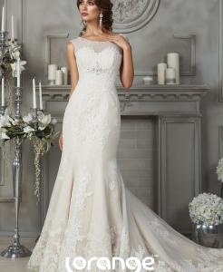 Свадебное платье САЛИНА
