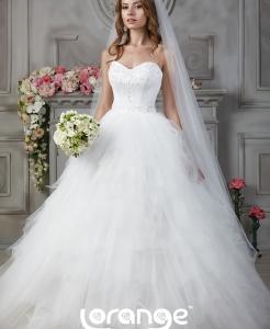 Свадебное платье РАВИЯ