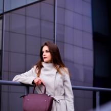 Полина Симонова - оформление взгляда